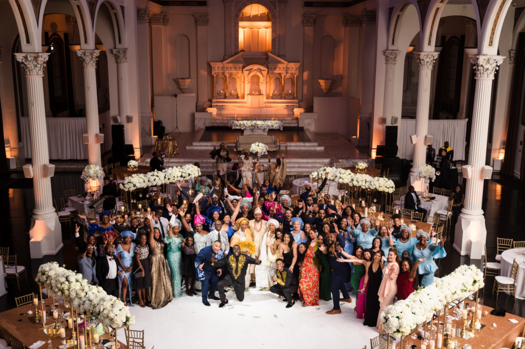 African-Wedding-Traditions-Celebration-Group
