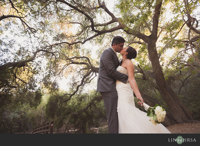 oak canyon nature center wedding lin and jirsa photography