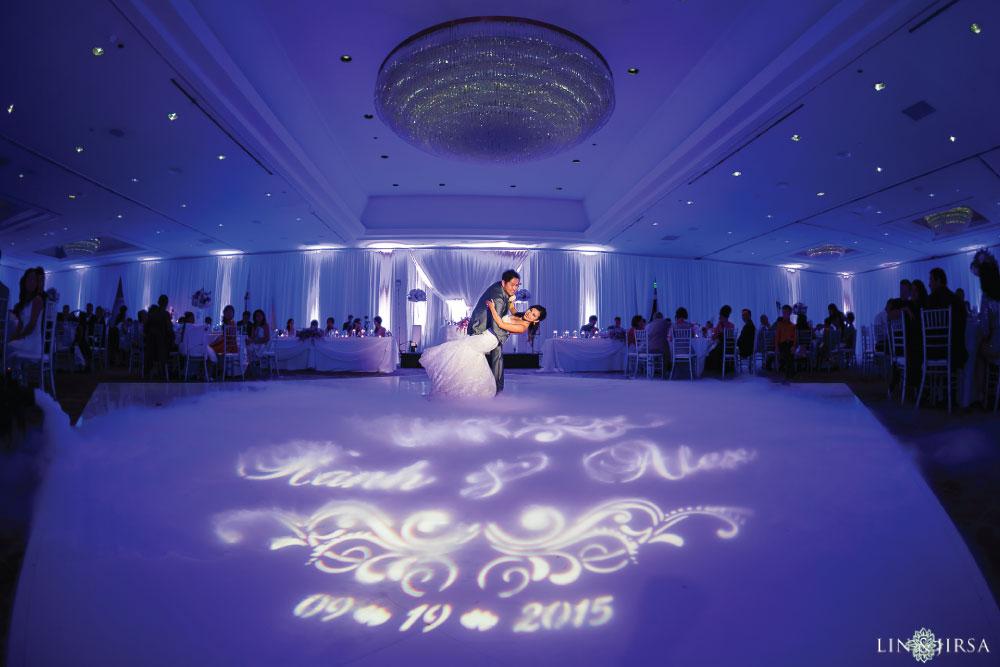 westin south coast plaza wedding lin and jirsa photography