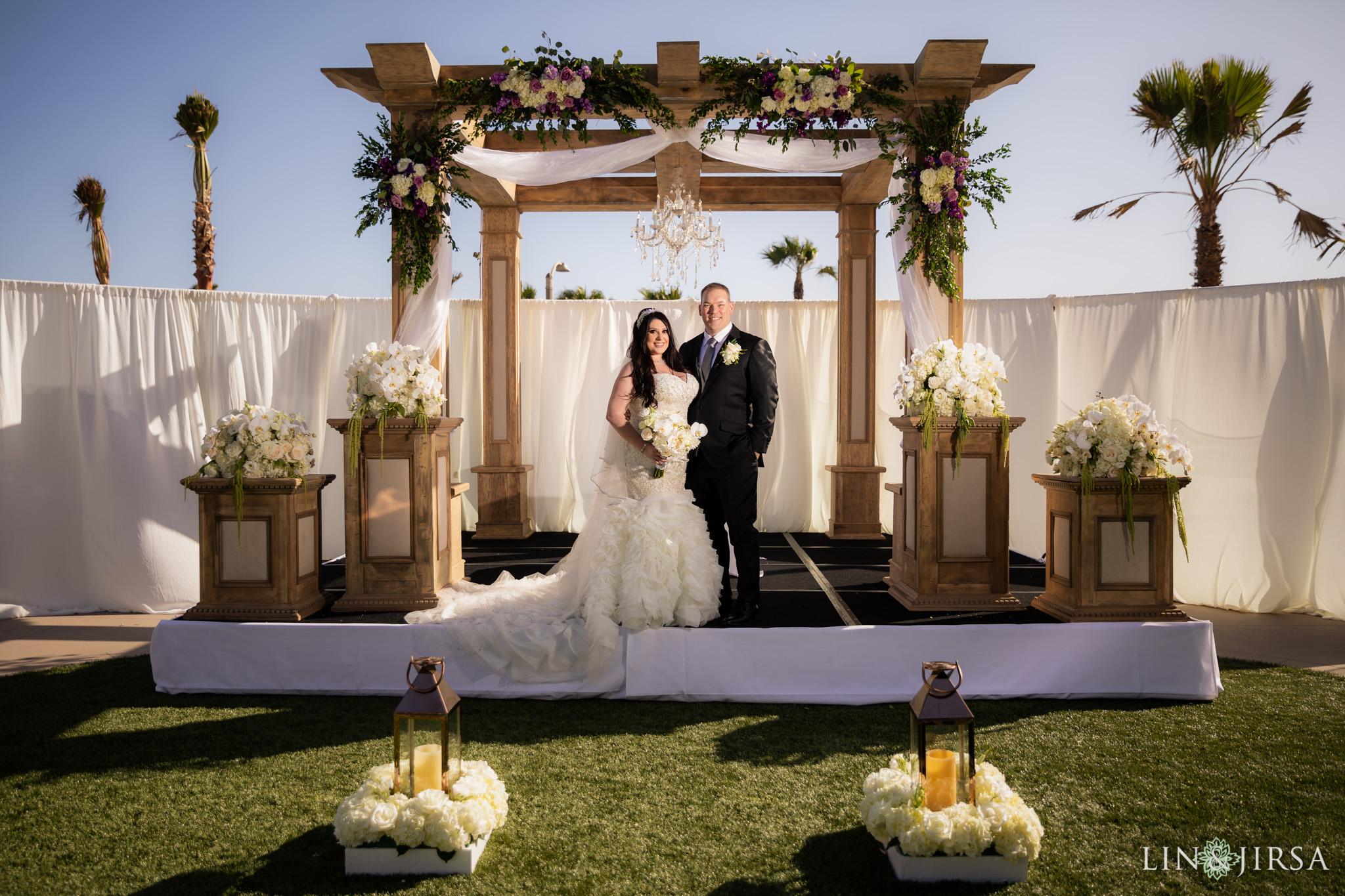 hilton waterfront beach resort huntington beach wedding photography
