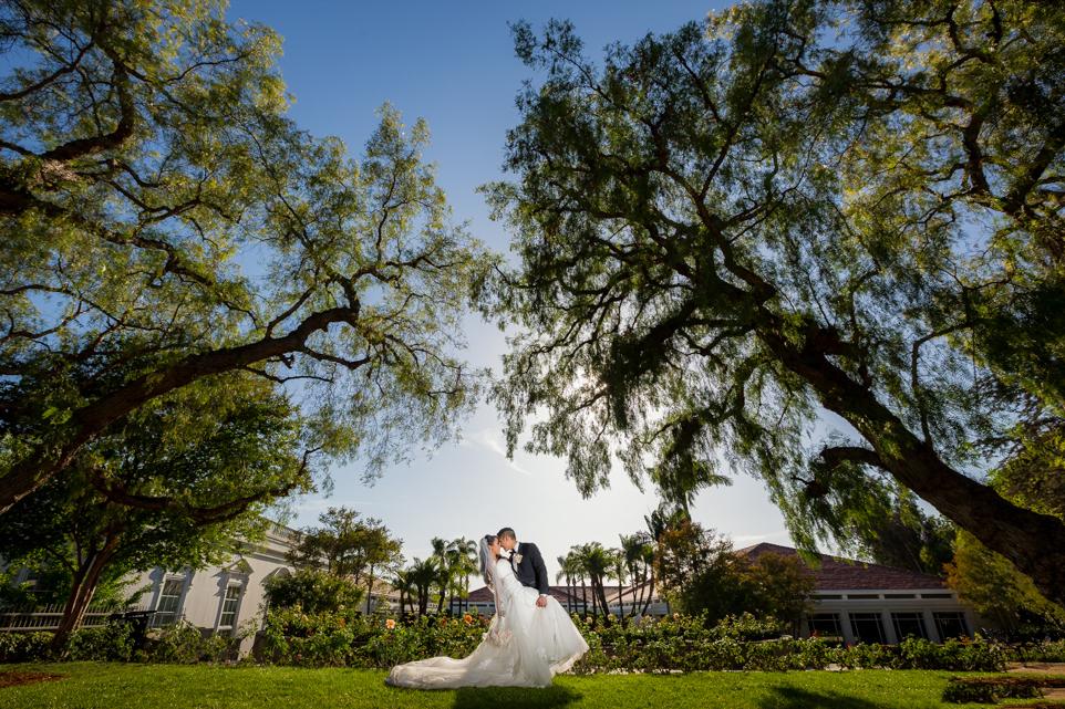 nixon library wedding venue lin jirsa