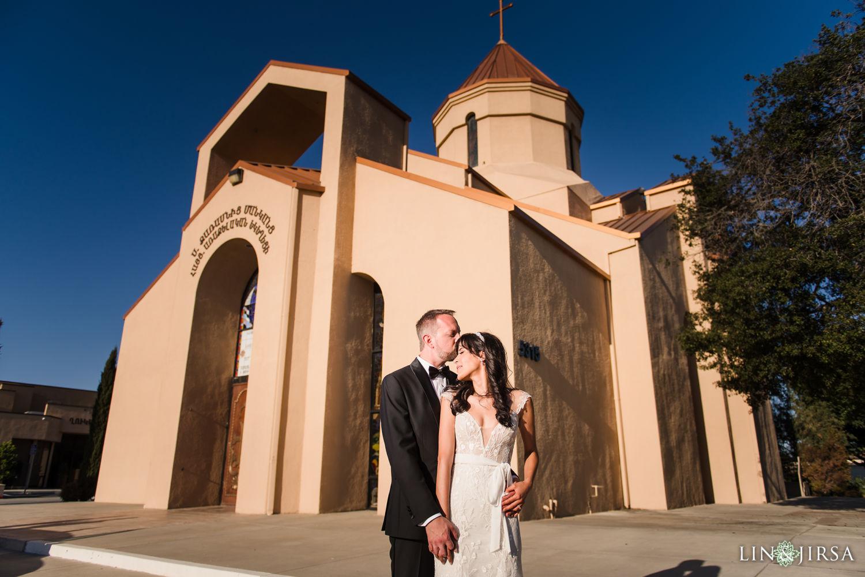 Forty Martyrs Armenian Apostolic Church wedding lin jirsa