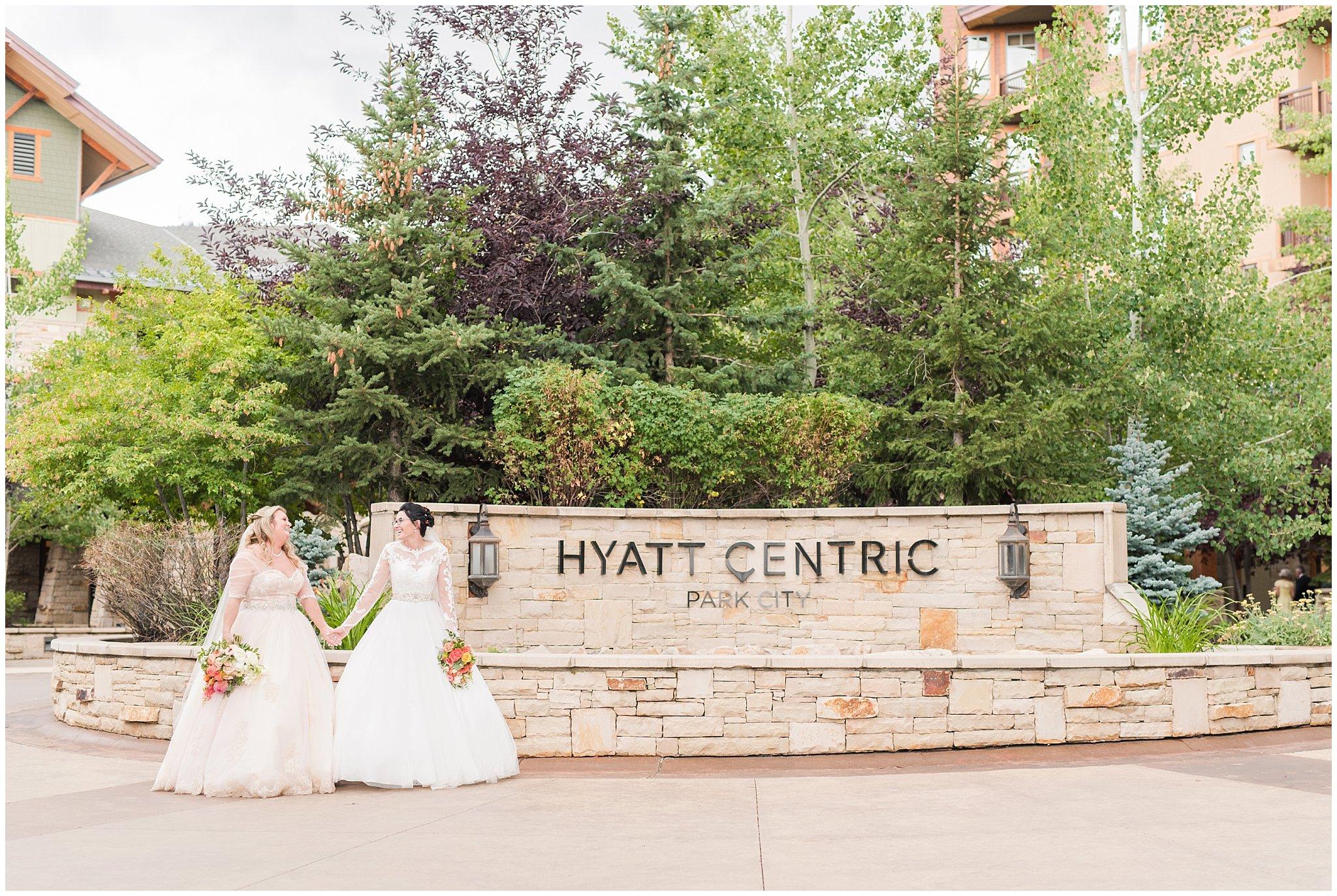 hyatt centric park wedding jessie and dallin photography