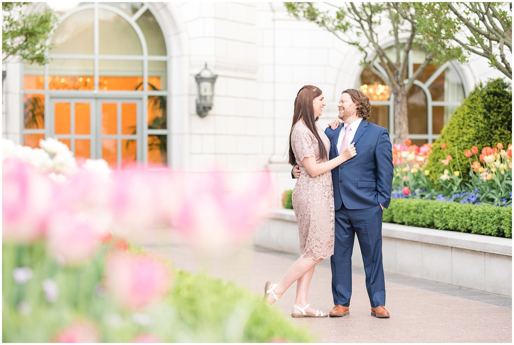 the grand america hotel wedding jessie and dallin photography