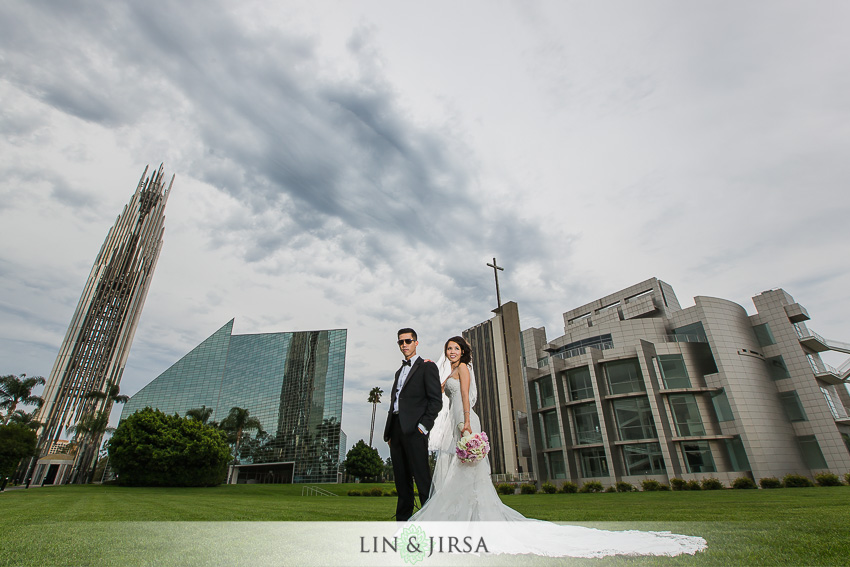 christ cathedral wedding lin and jirsa photography