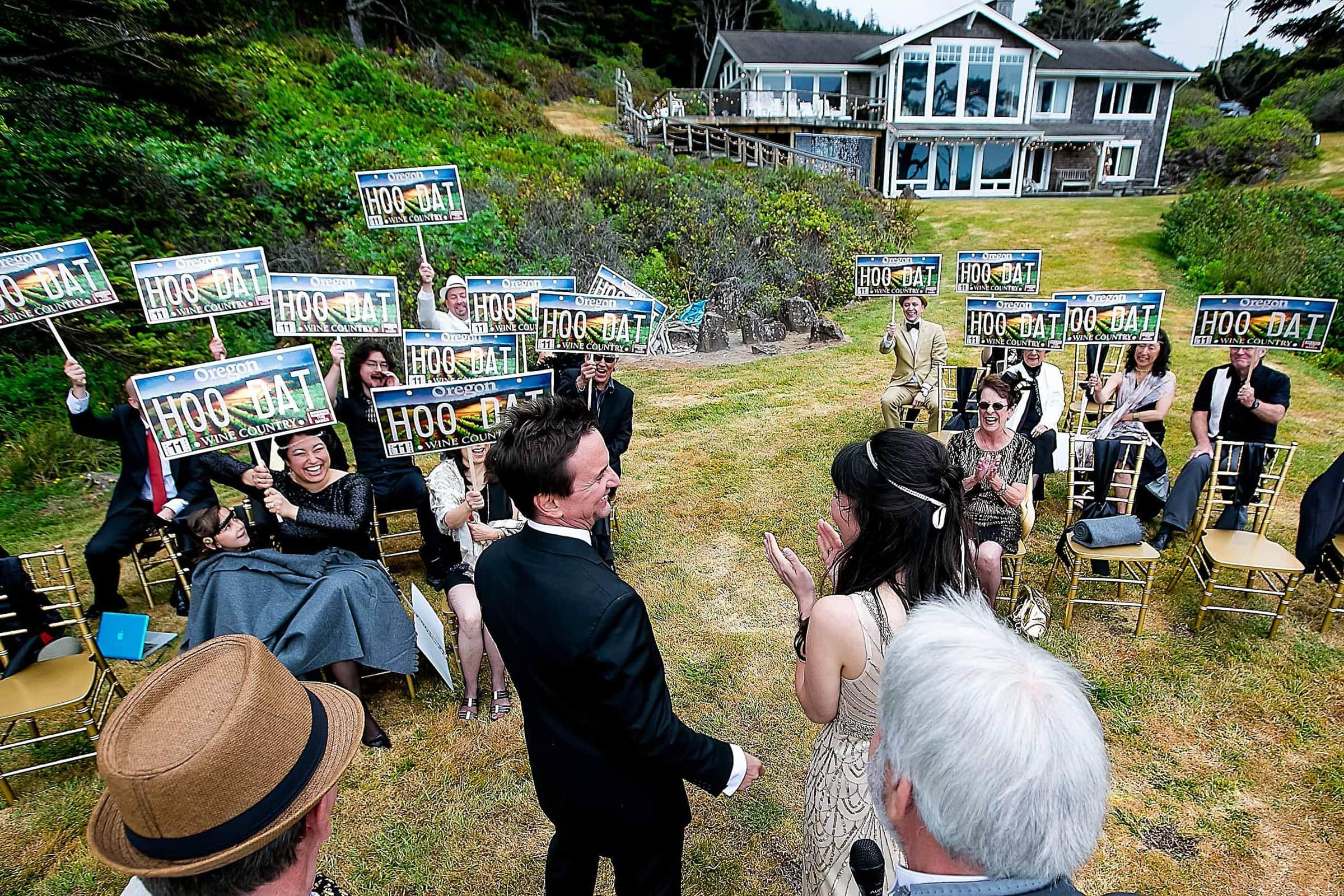 cove beach lodge wedding jos and tree photography