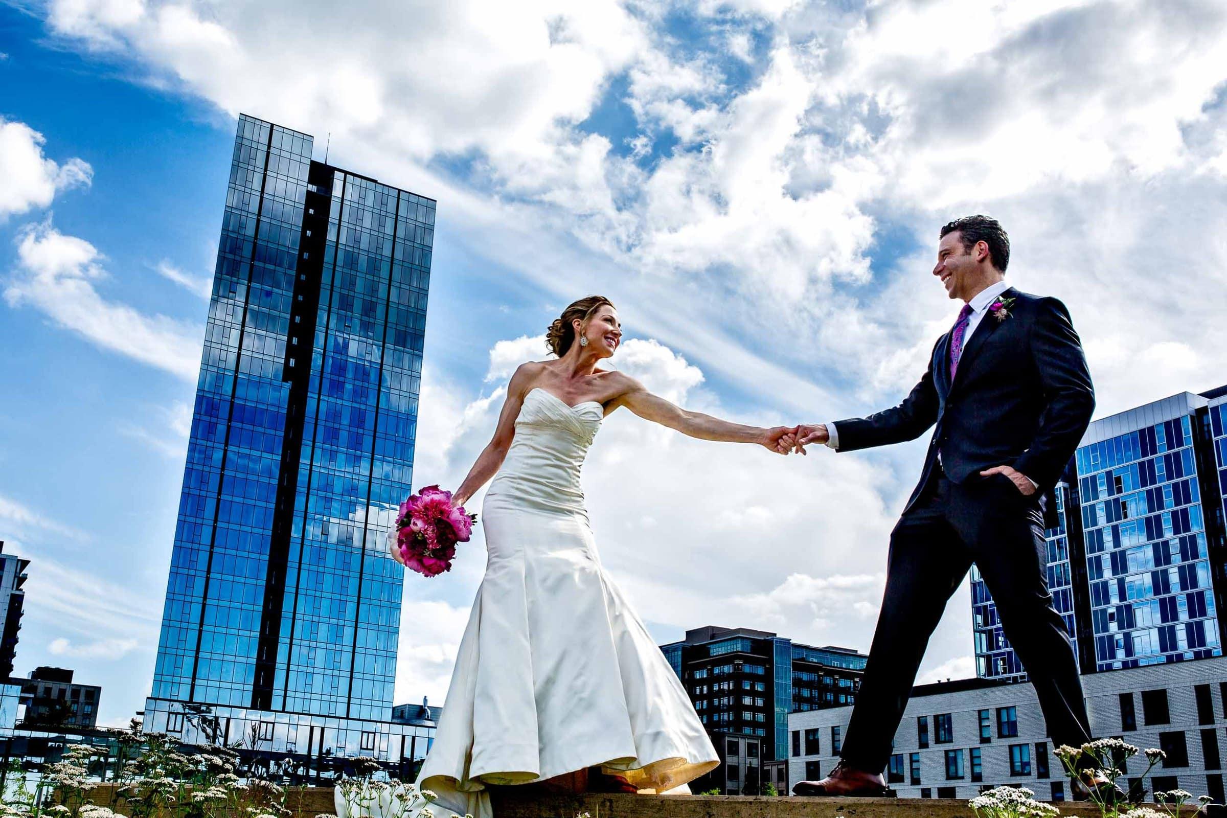 ecotrust wedding jos and tree photography