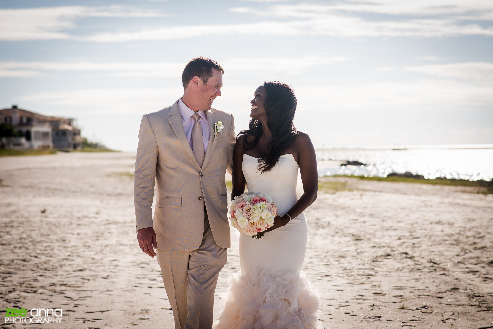 hideaway beach club wedding zee anna photography