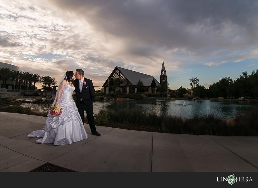 mariners church wedding lin and jirsa photography