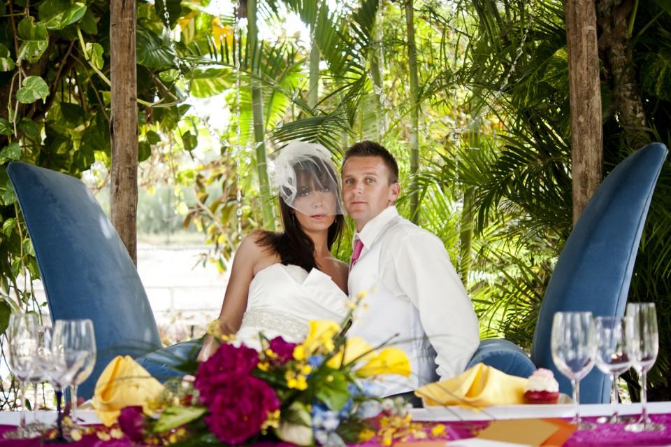 naples zoo at caribbean gardens wedding zee anna photography