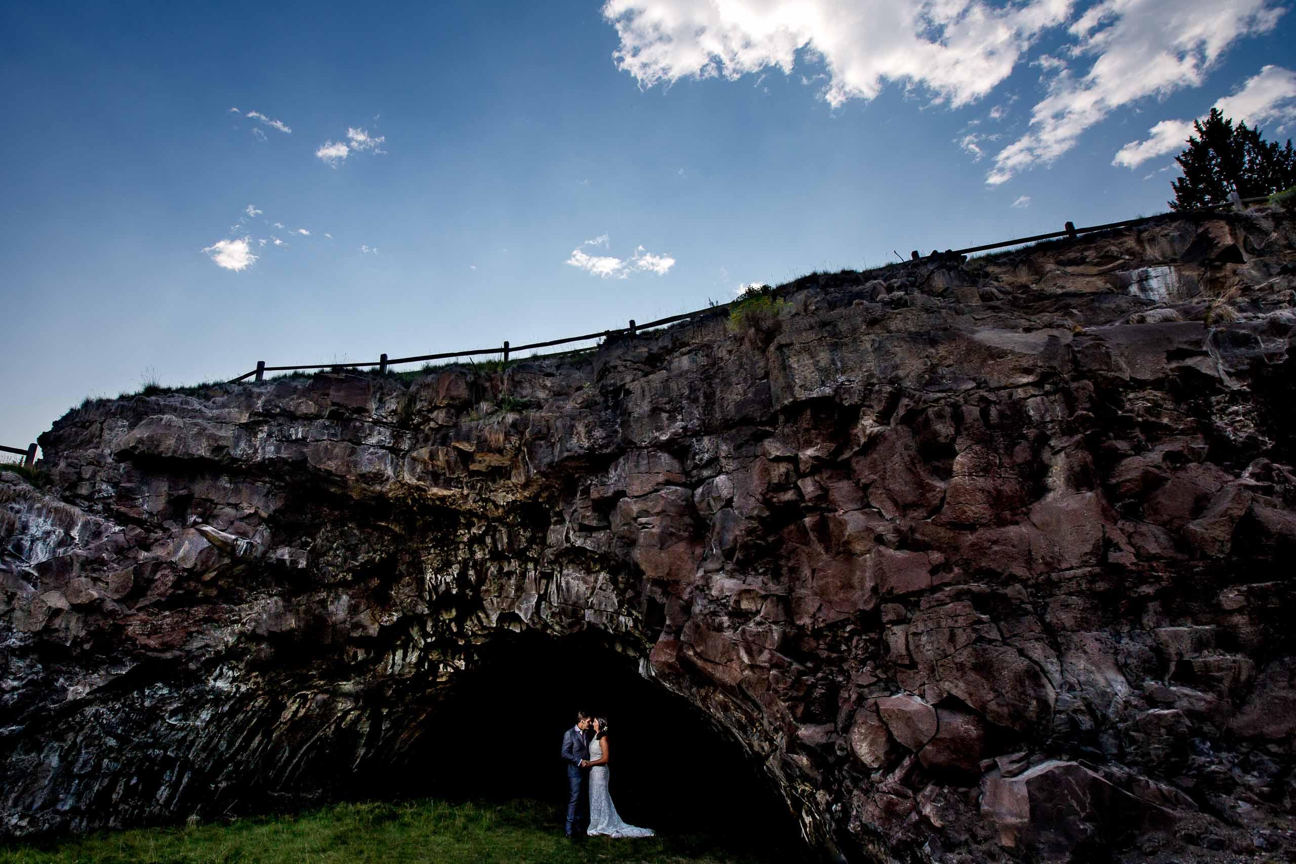 pronghorn resort wedding jos and tree photography
