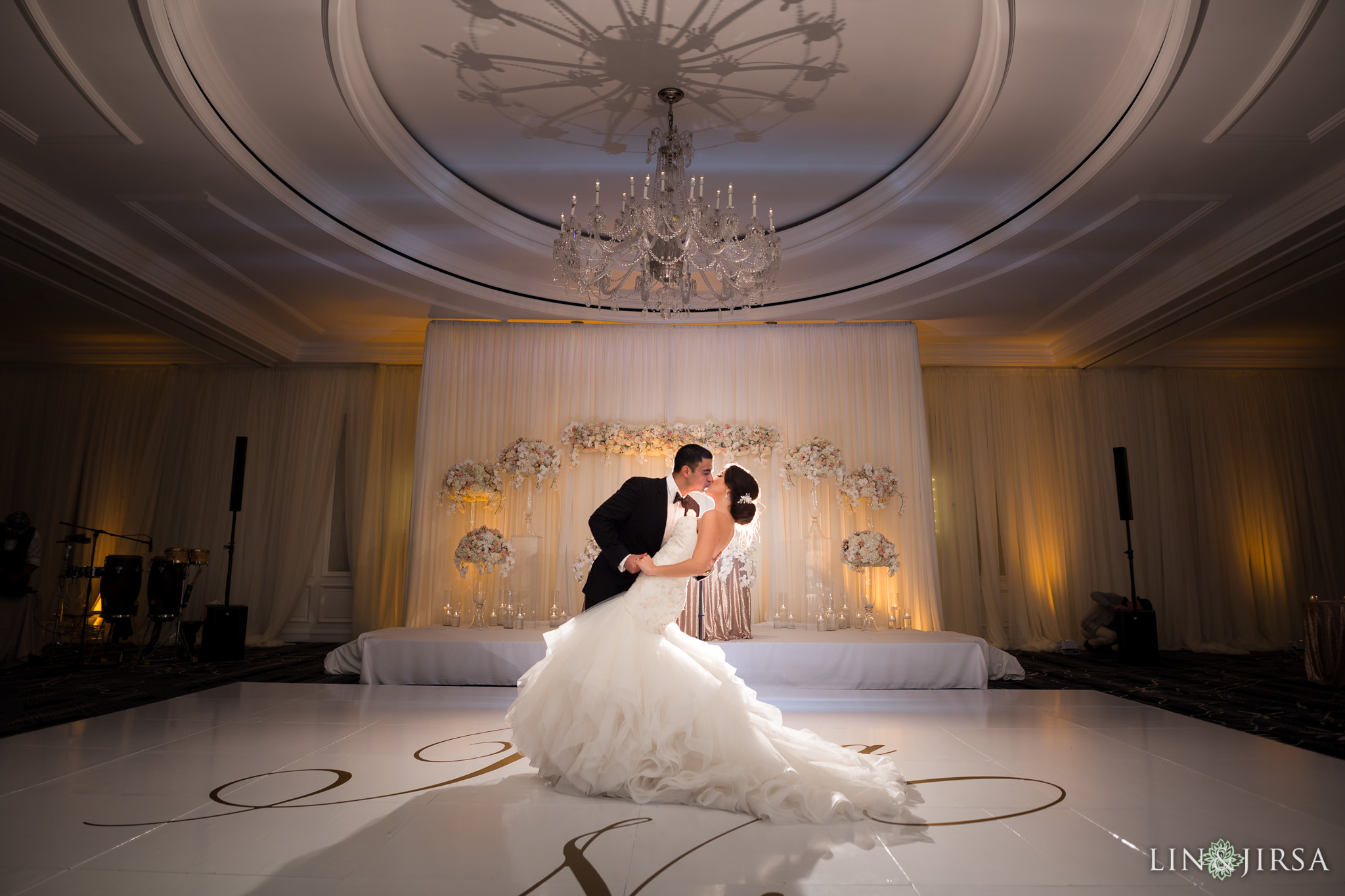 ritz carlton san francisco wedding lin and jirsa photography