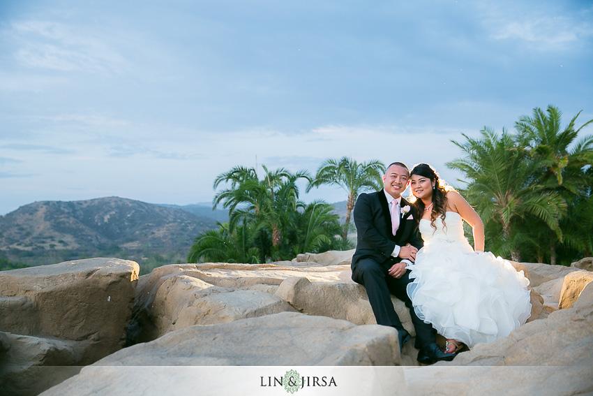 santiago vineyard wedding lin and jirsa photography