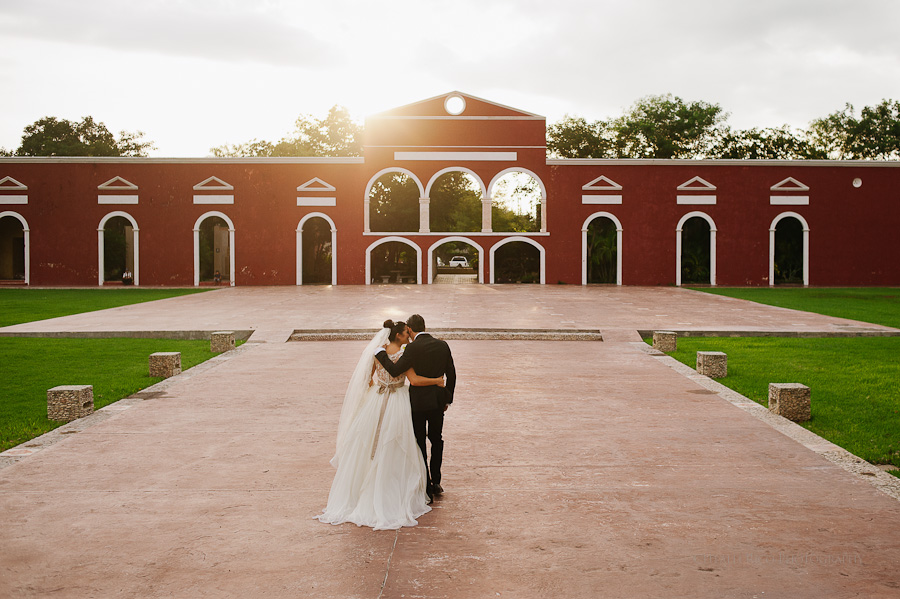 santo domingo hunxectaman wedding citlalli rico photography