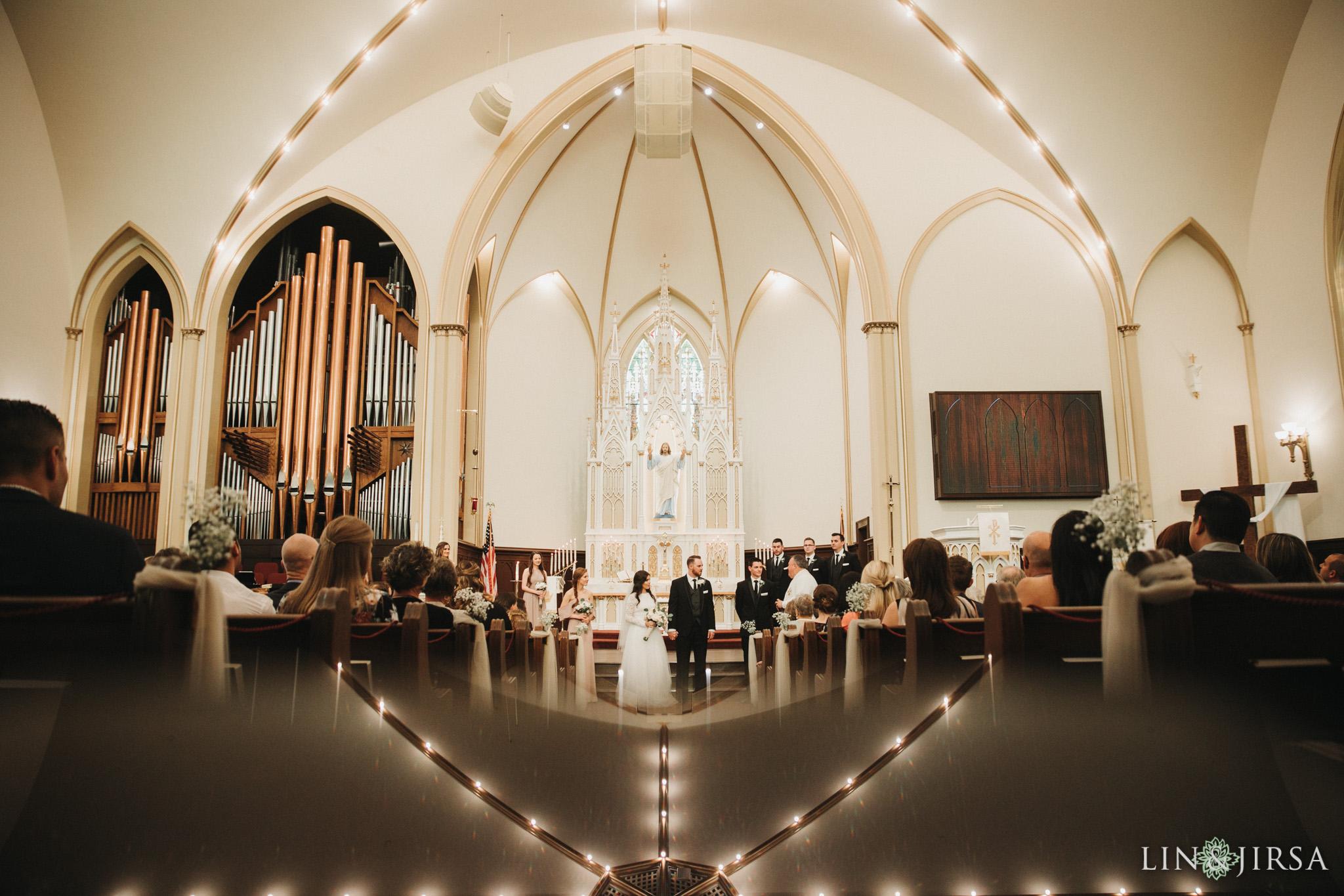 st john lutheran church wedding lin and jirsa photography
