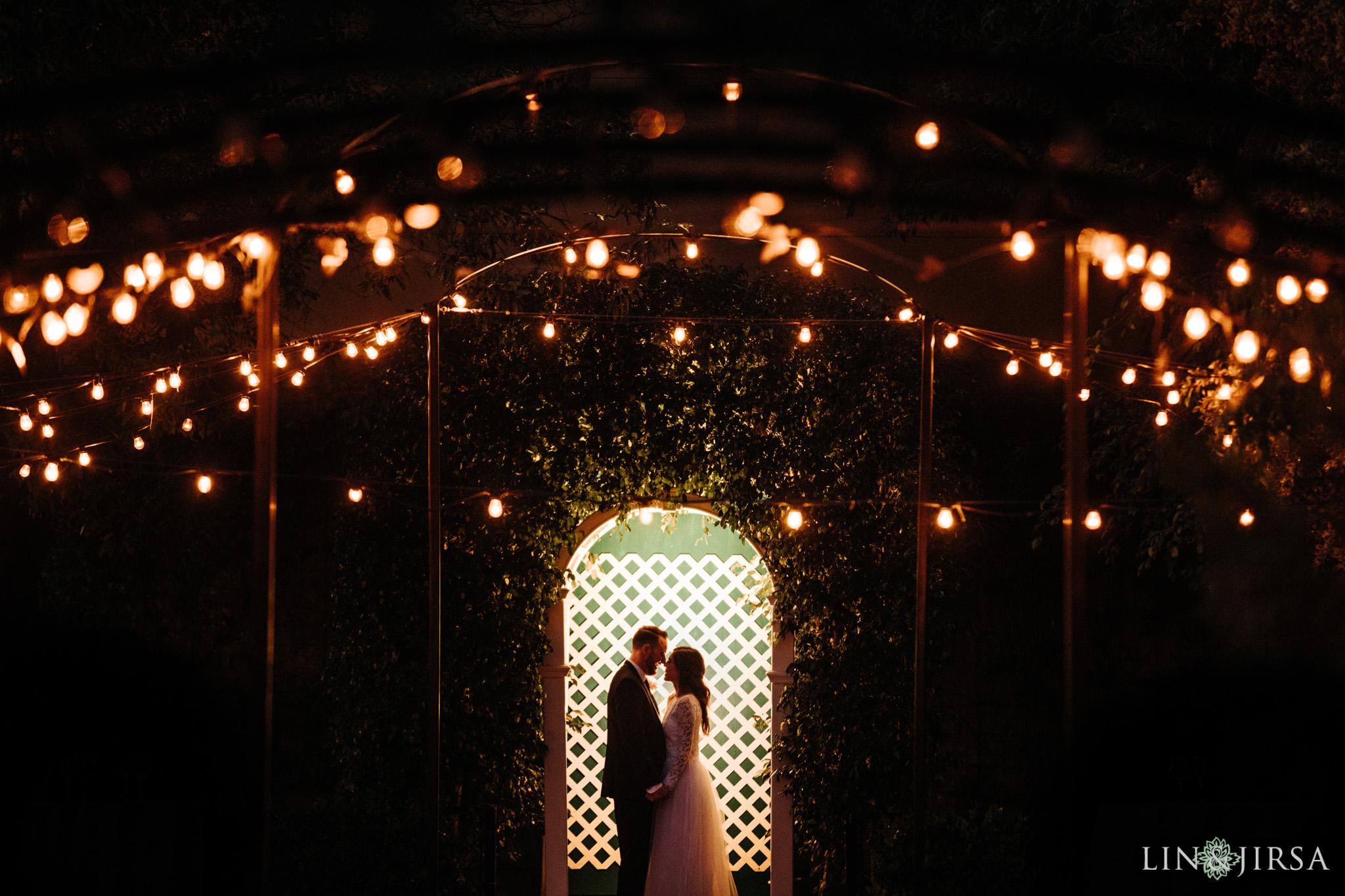 the womans club orange wedding lin and jirsa photography