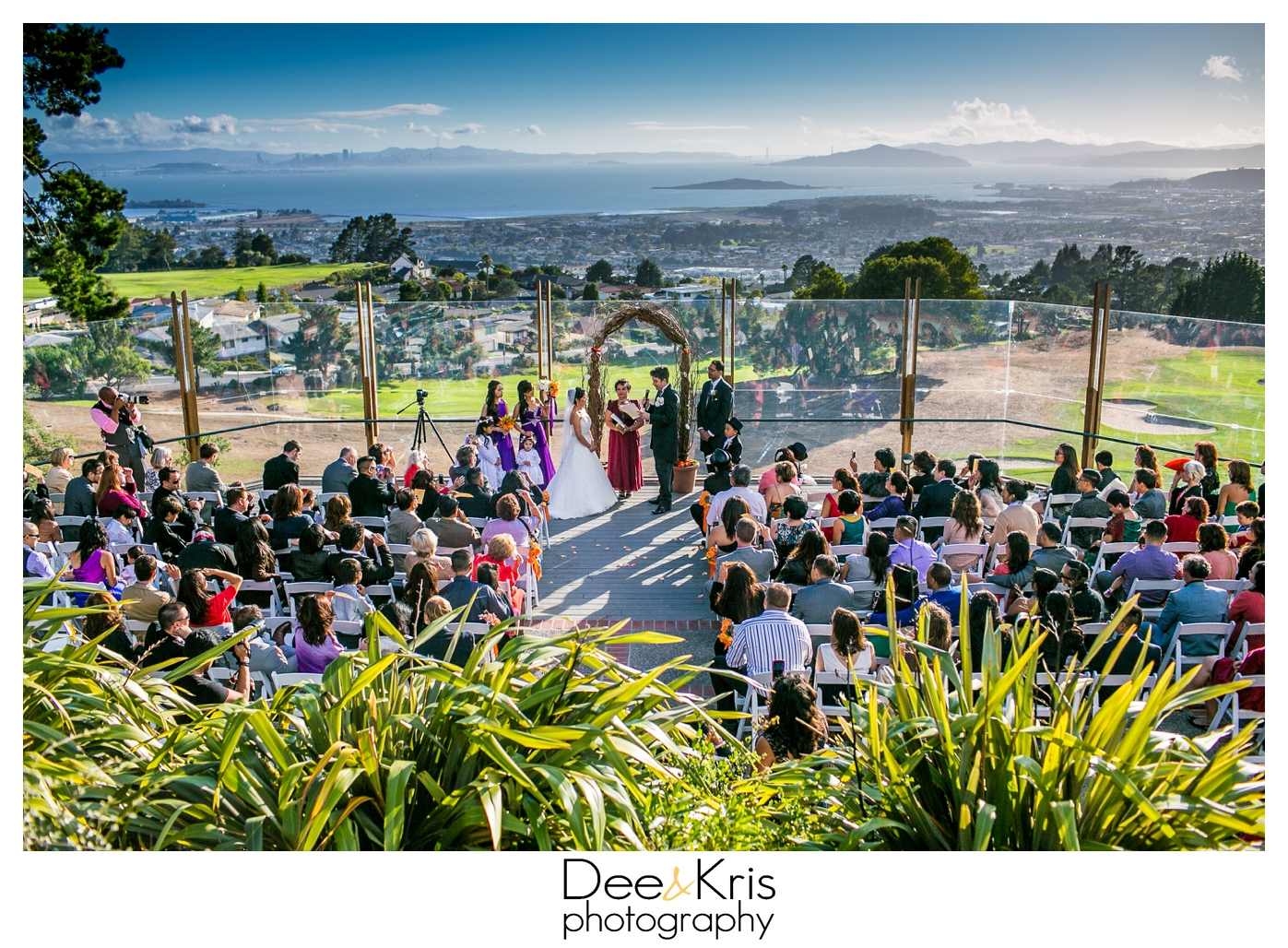 berkeley country club wedding dee and kris photography
