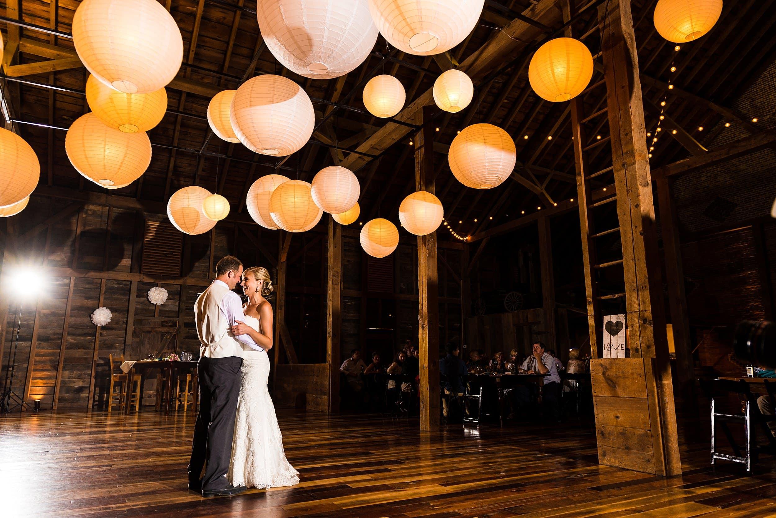 country barn wedding smj photography