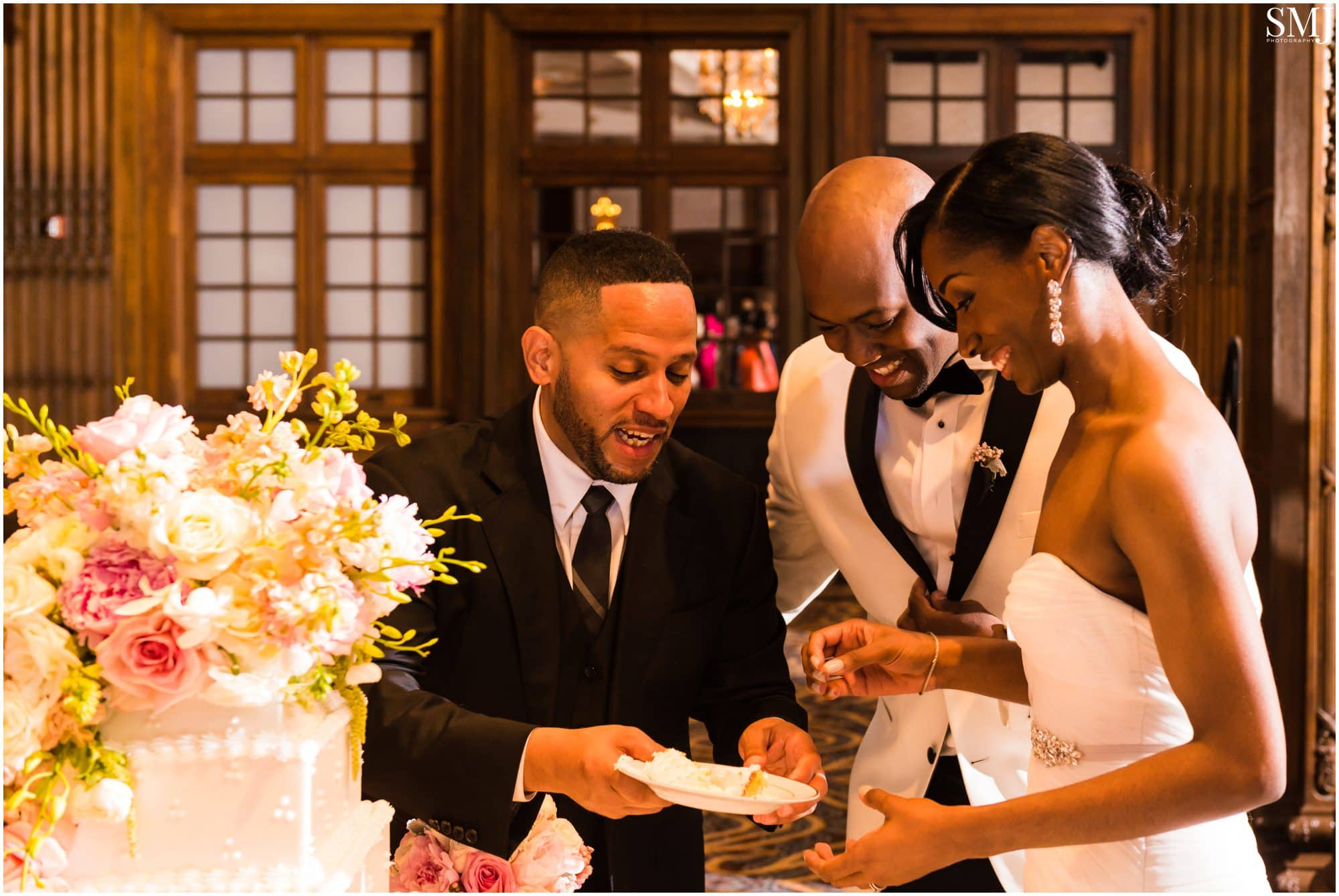 crystal tea room wedding smj photography