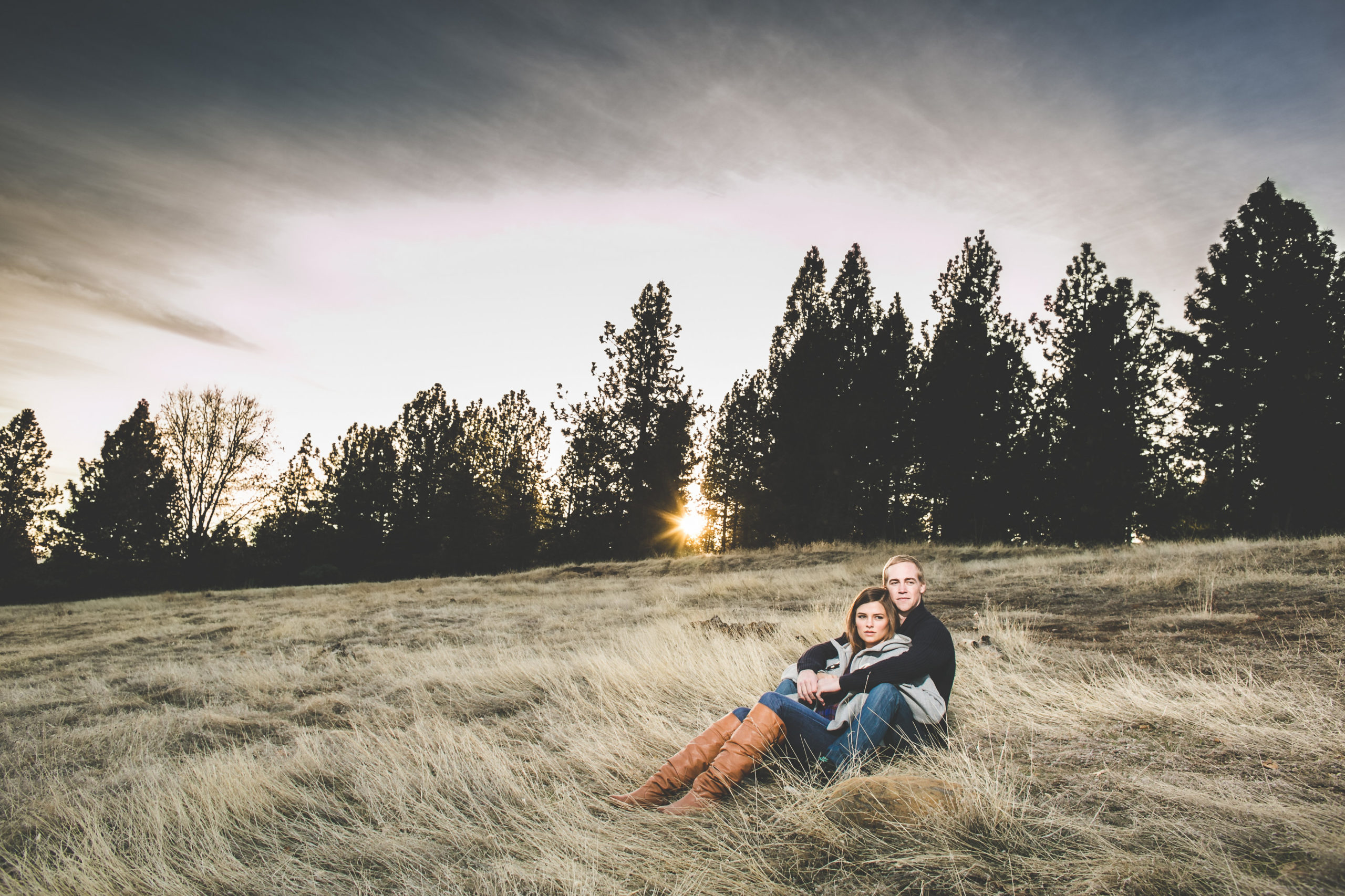 el dorado national forest engagement dee and kris photography