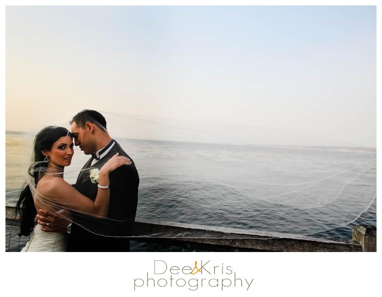 intercontinental monterey wedding dee and kris photography