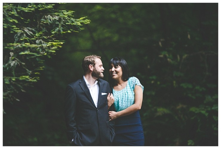 muir woods engagement dee and kris photography