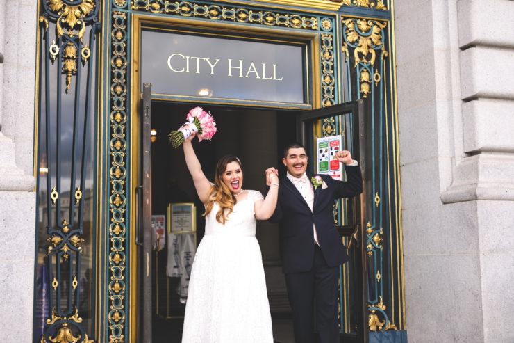 san francisco city hall wedding dee and kris photography