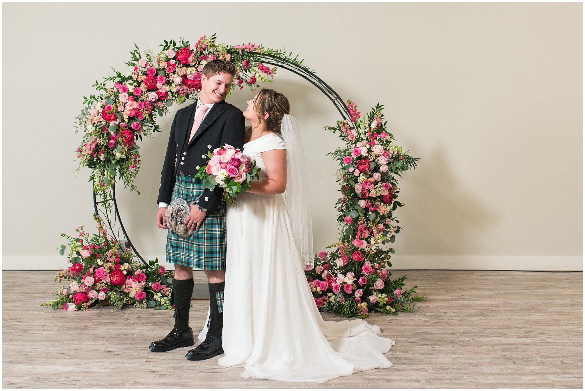 talia event center wedding jessie and dallin photography