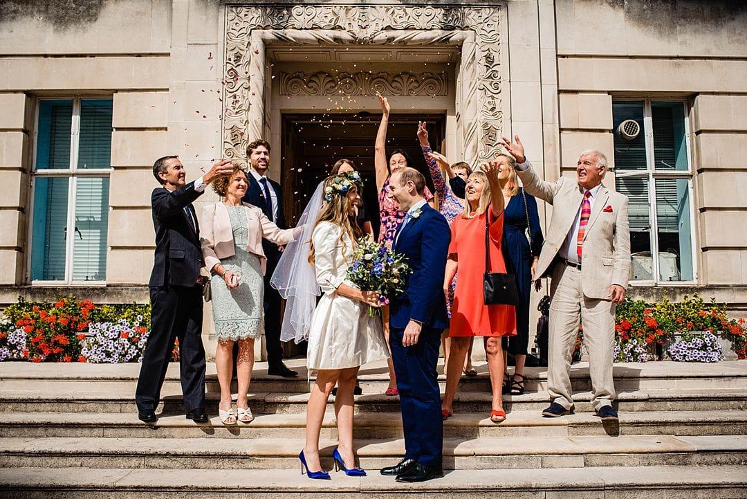 wandsworth town hall wedding soven amatya photography