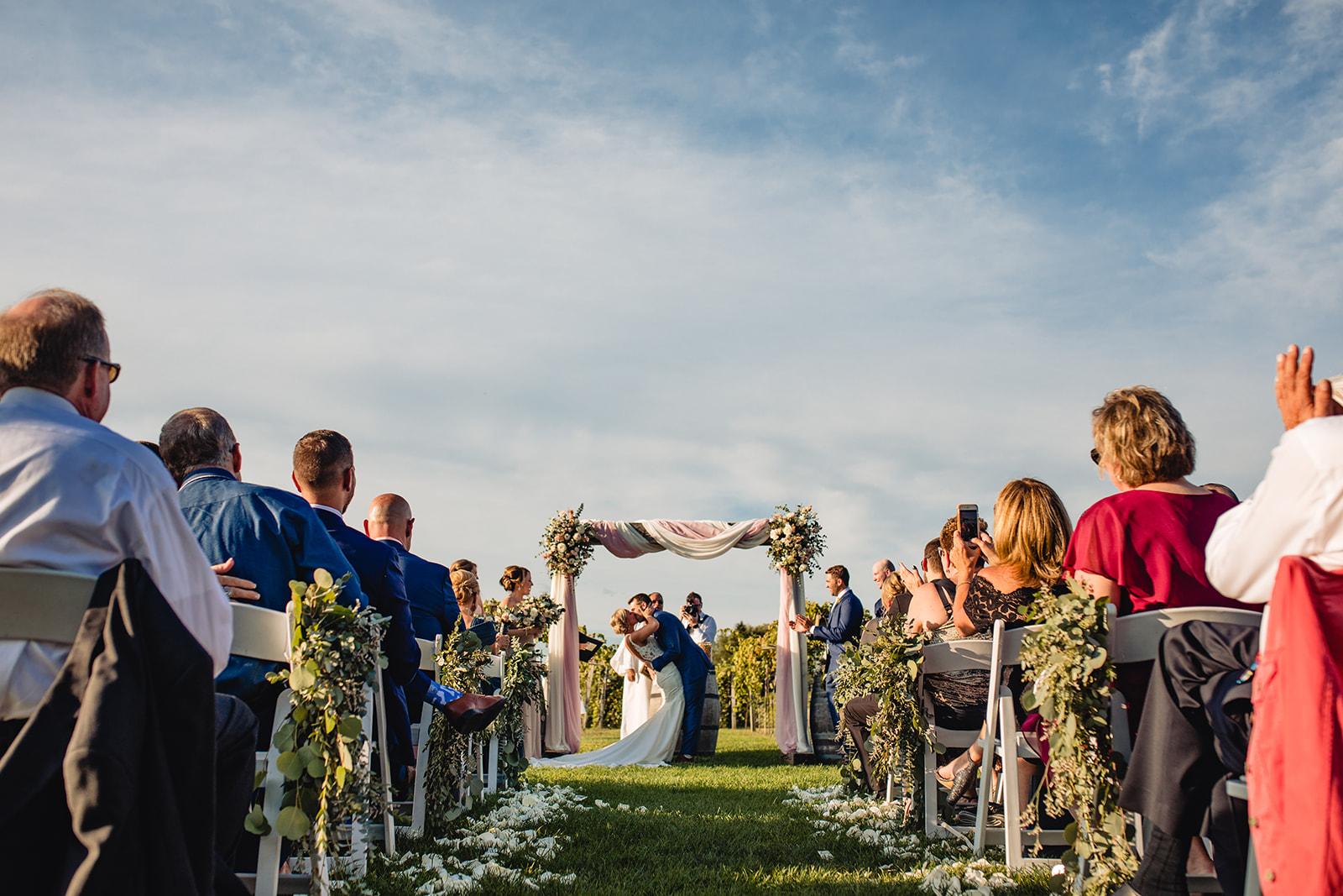 acquaviva winery wedding henington studios photography