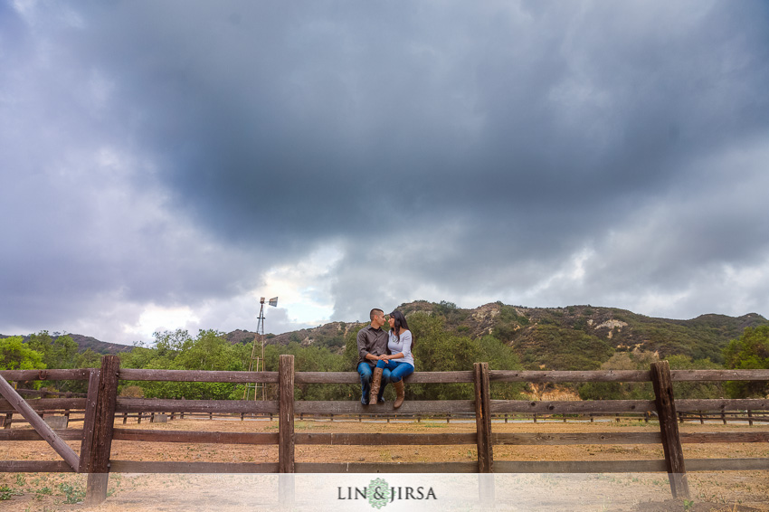 caspers wilderness park engagement lin and jirsa photography