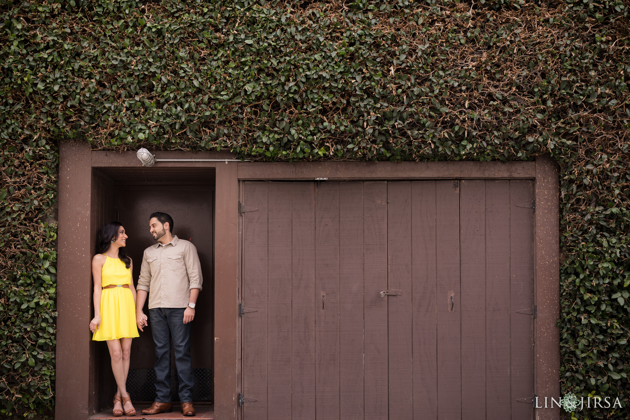 fullerton museum center engagement lin and jirsa photography