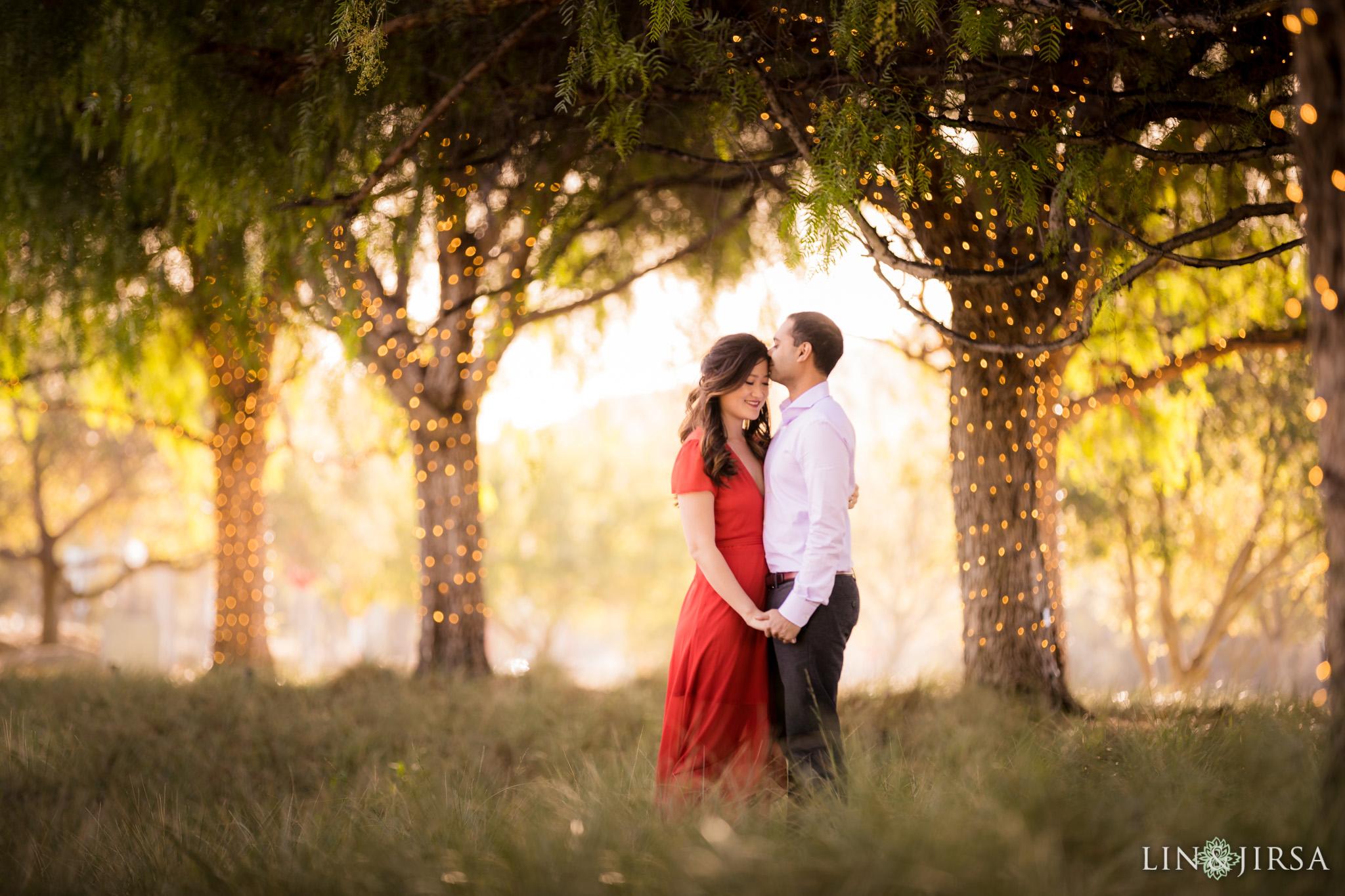 quail hill engagement lin and jirsa photography