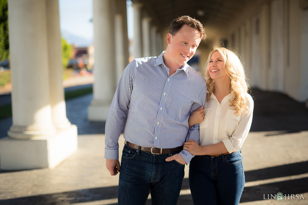 redlands engagement lin and jirsa photography